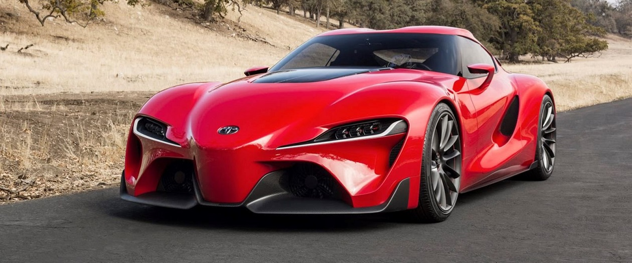 Rumors of the Toyota Supra Have Us On Our Toes