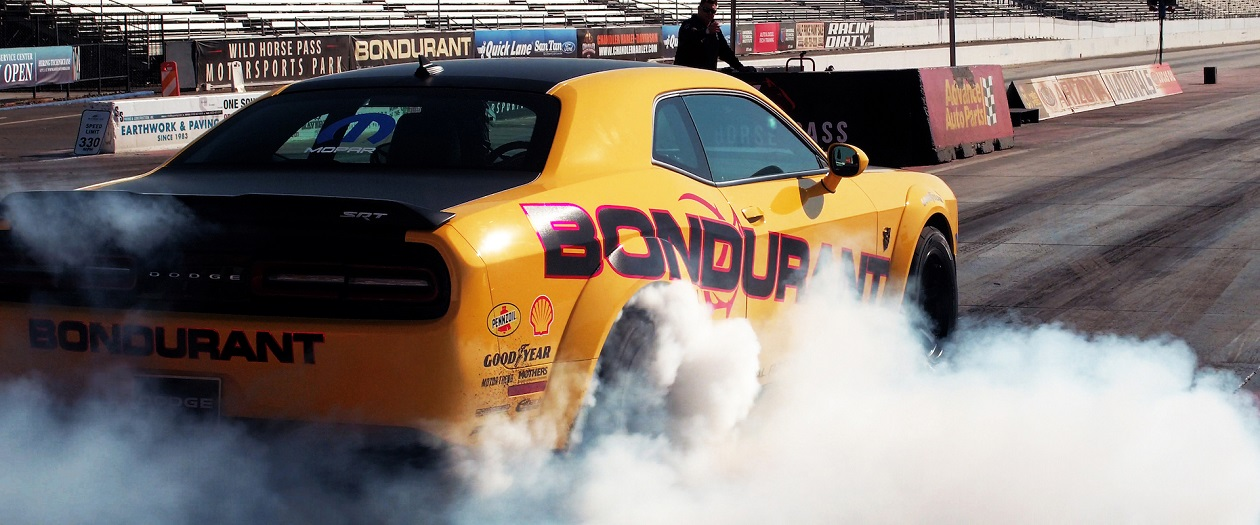 Dodge-SRT Offers Free Drag Racing Classes