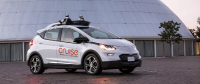 GM Unveils the Cruise AV, the Driverless Ride Hailing Car