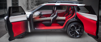 Nissan Unveils the Xmotion Concept