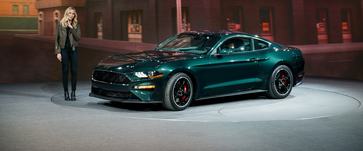 Ford Brings Back the Mustang Bullitt
