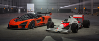 McLaren To Open New Carbon Composites Technology Center
