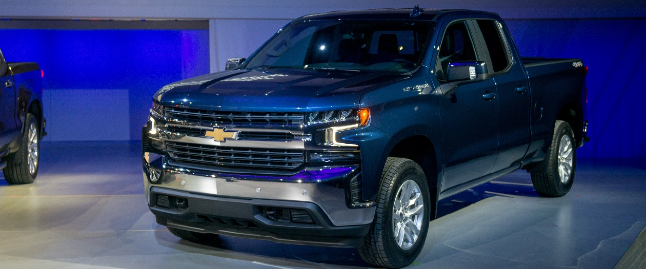 Chevy Debuts the 2019 Silverado, and It's The Best One Yet