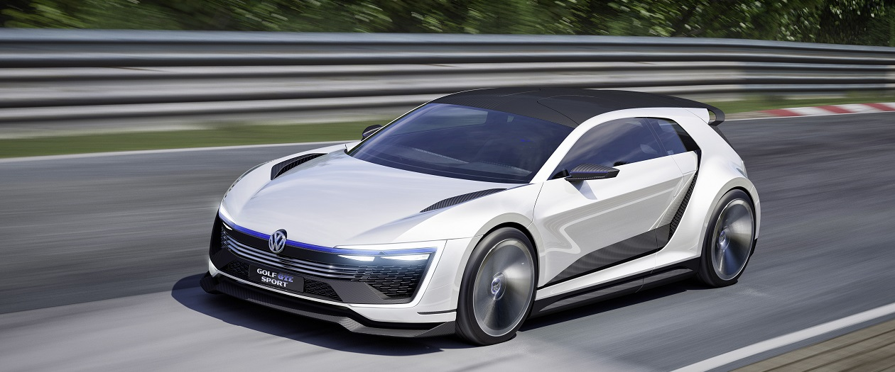 Volkswagen Reveals Next Golf Details