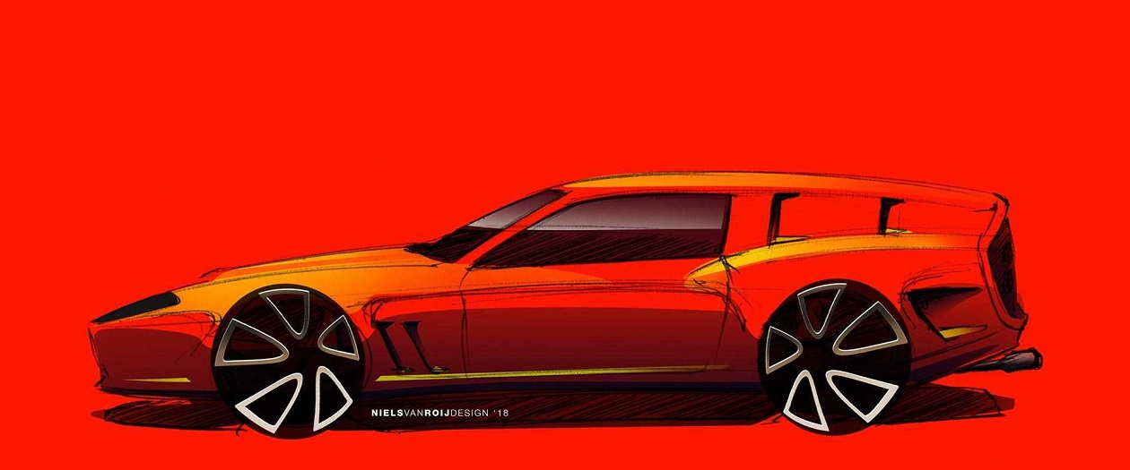Dutch Firm to Recreate the Ferrari Breadvan