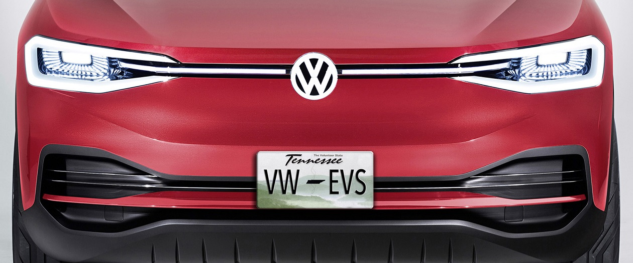 Volkswagen To Produce Electric Cars at Chattanooga Plant