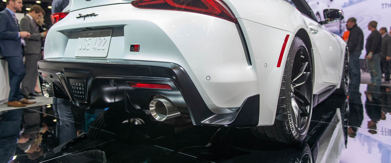 The 2020 Toyota Supra's Fake Vents Can be Modded to Work