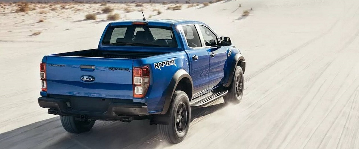 Ford Engineers' Social Media Implies a Next Gen North American Ranger Raptor