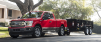 Ford Announces Plans to Electrify the F-Series Pickup Line