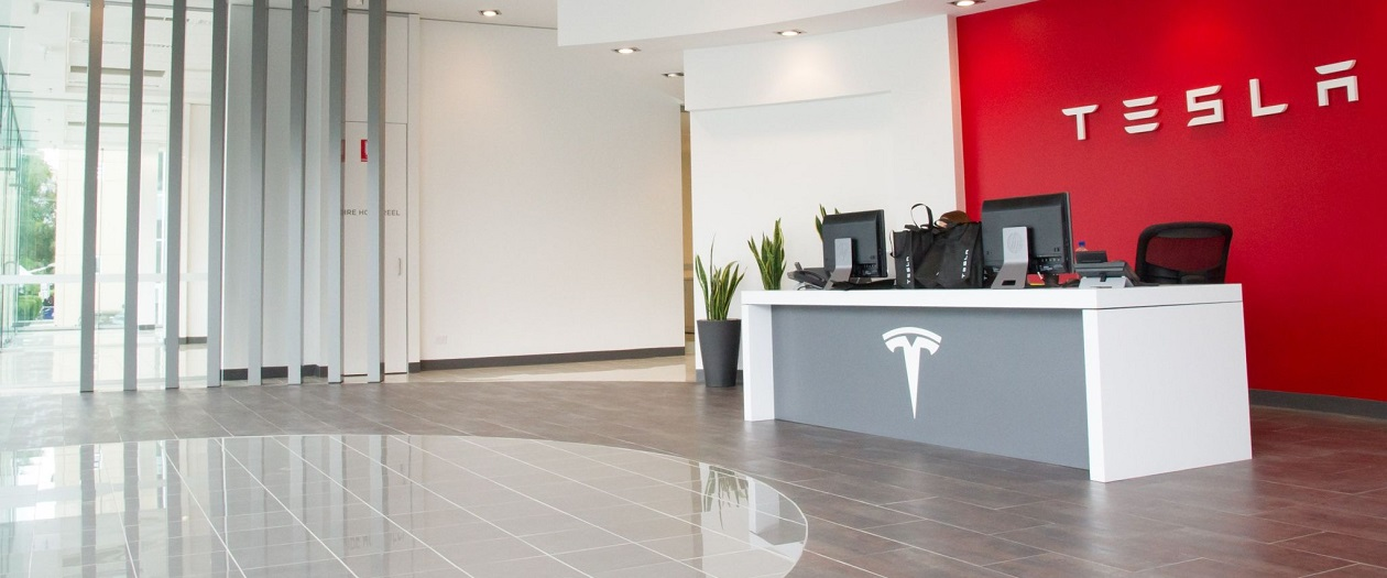 Tesla to Lay Off 7 Percent of Their Workforce