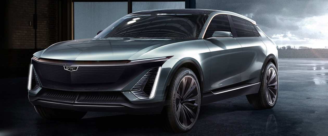 Cadillac Announces Their First Electric Vehicle