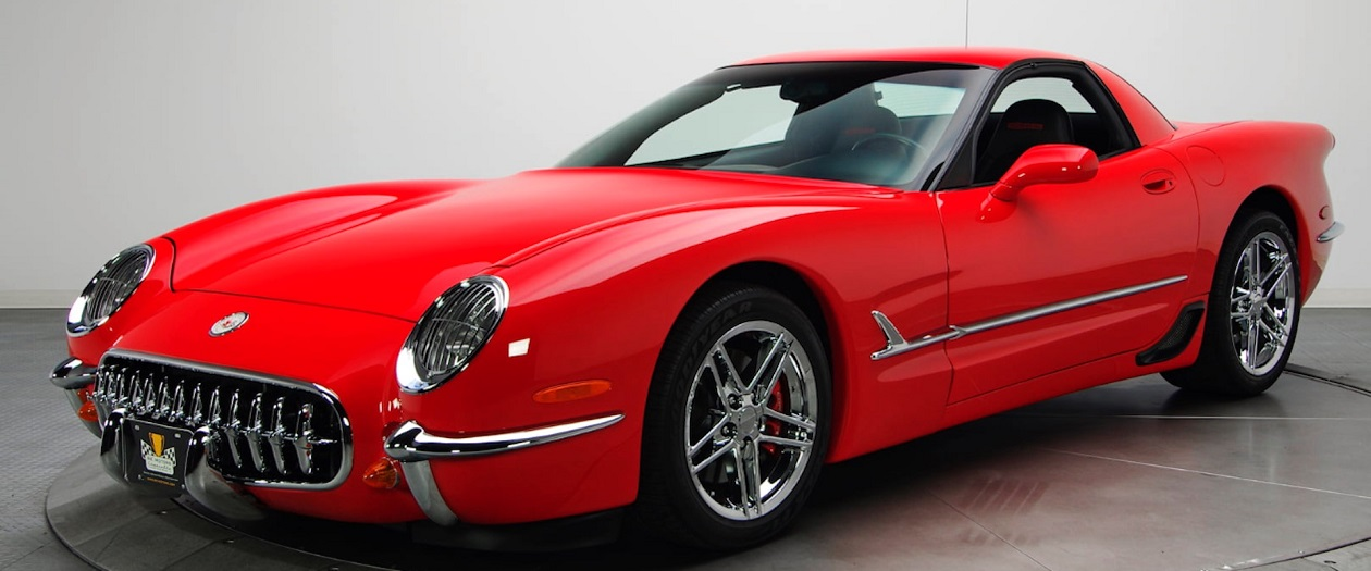 This C5 Corvette is a Classic Collectors Dream From 2001