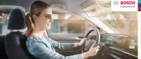 Bosch Virtual Visor Tracks Your Eyes to Block the Sun