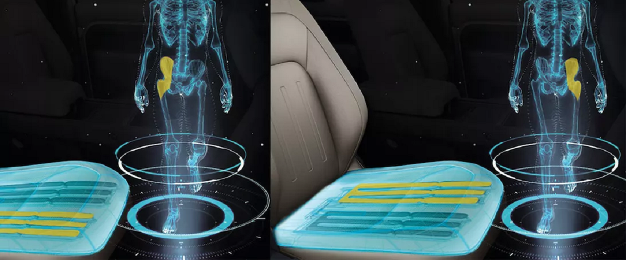 "Jaguar Land Rover Unveils Seats That Make You ""Walk"""
