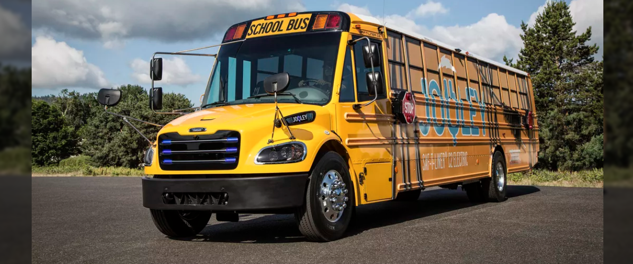 Virginia Orders 50 Electric School Buses