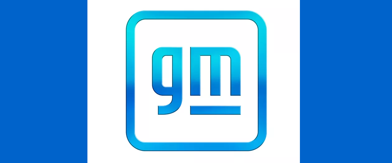 GM Unveils New Logo in Commitment to Electric Vehicles
