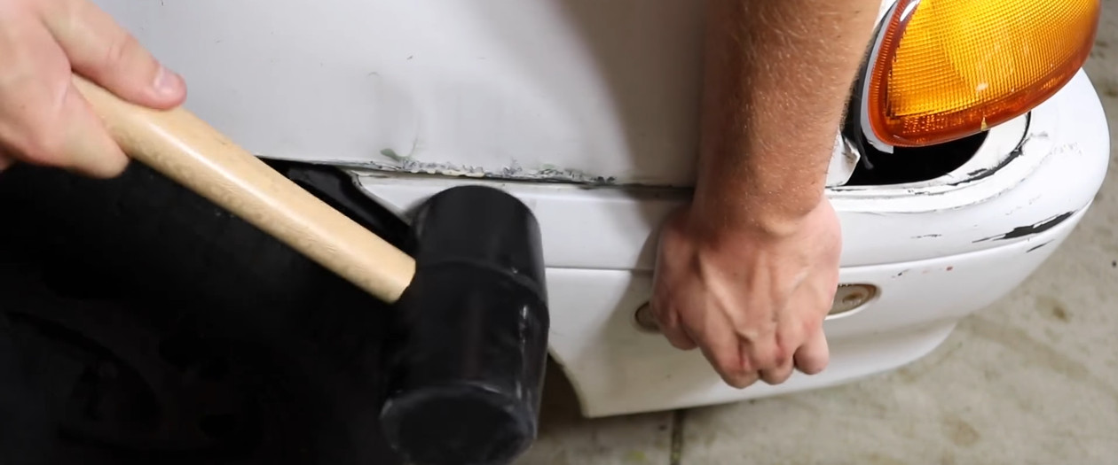 HowToBasic Shows How to Repair Car Dents