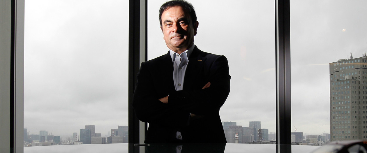 Nissan CEO Ghosn Steps Down, Saikawa To Replace