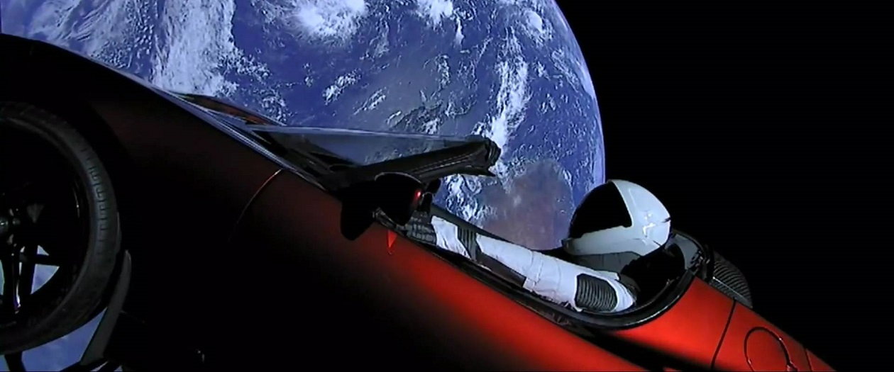 How's Starman and the Space Roadster Doing?