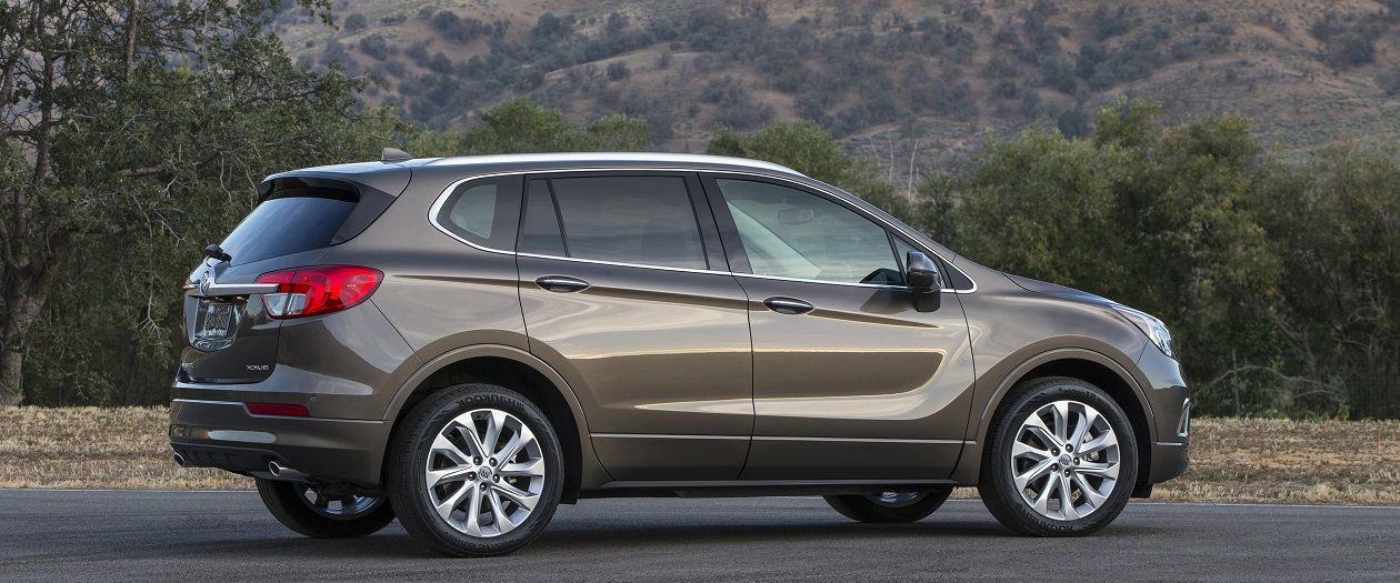 Buick is Re-imagining the 2019 Envision