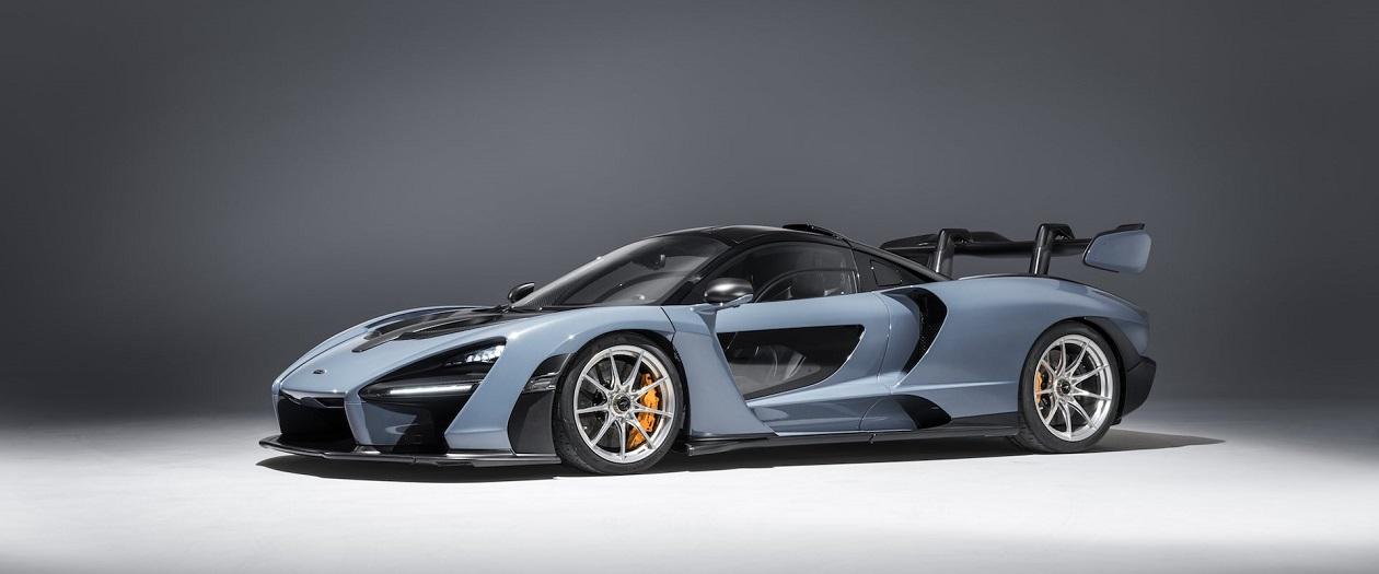 McLaren Reveals Senna Supercar Specs