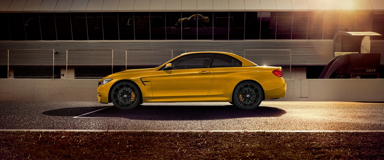 The BMW M4 Convertible Edition 30 Jahre Is Coming to the U.S.