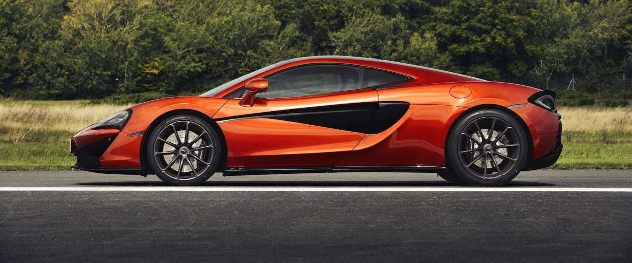 McLaren to Offer New Options for the 570GT and 570S
