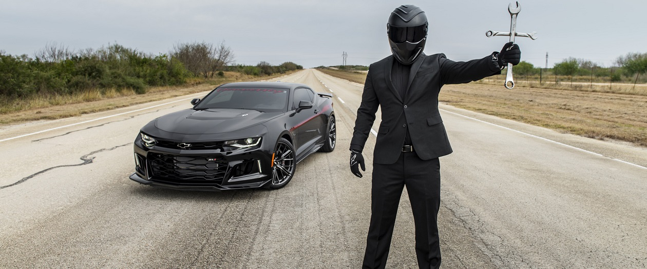 The Camaro Exorcist Sets the Record for Fastest Muscle Car