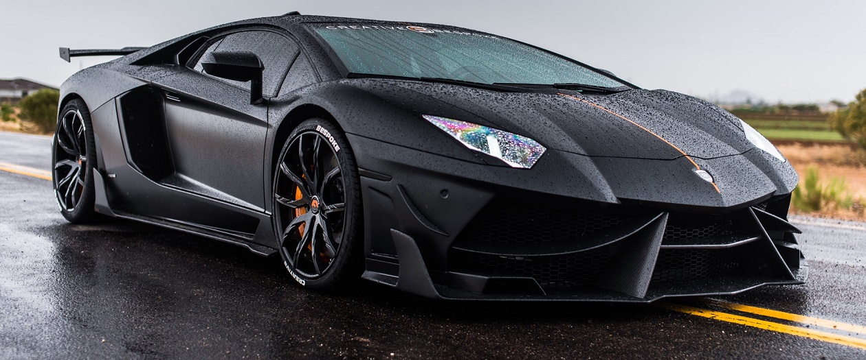 German Firm Makes the Lamborghini Aventador Even Better