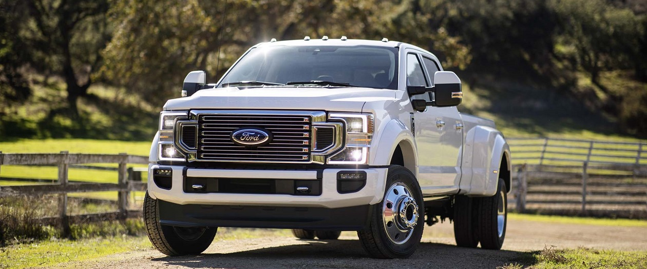 Ford 2020 F-250 Super Duty Details Revealed