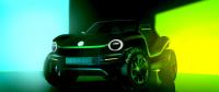 """Volkswagen """"Teases"""" Electric Dune Buggy Concept"""