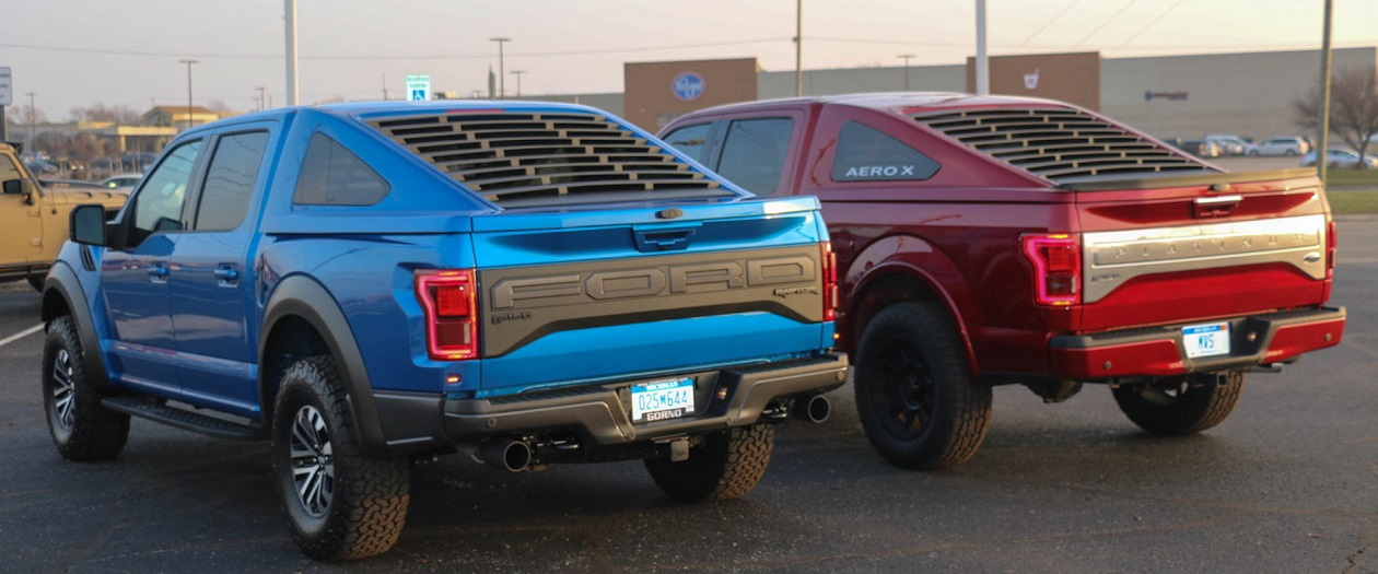 Convert Your F-150 Into a Fastback Wannabe With This Bed Cap