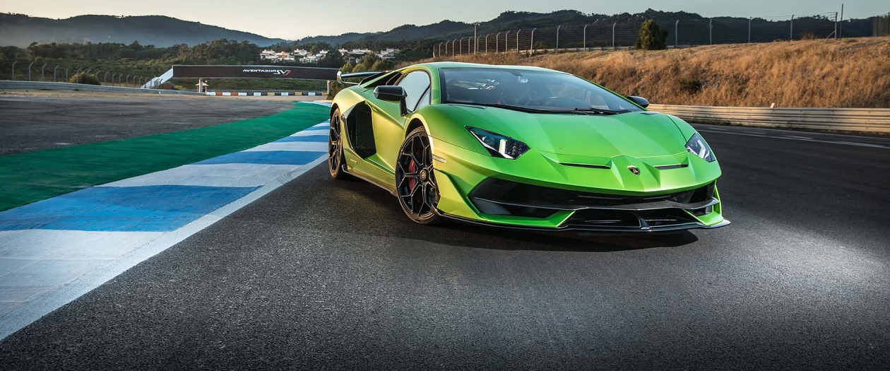Lamborghini Explains their ALA 2.0 Aerodynamics