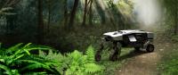 "Hyundai Concept Tiger X-1 is a ""Walking"" Rover"