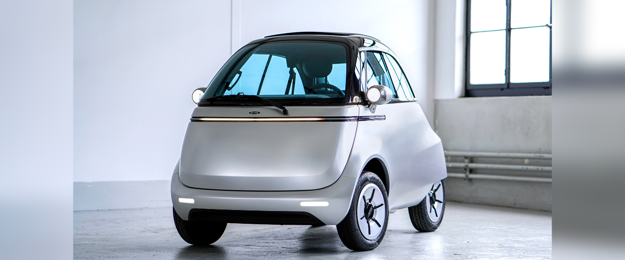 The Microlino Electric Commuter Plans to Enter Production Soon