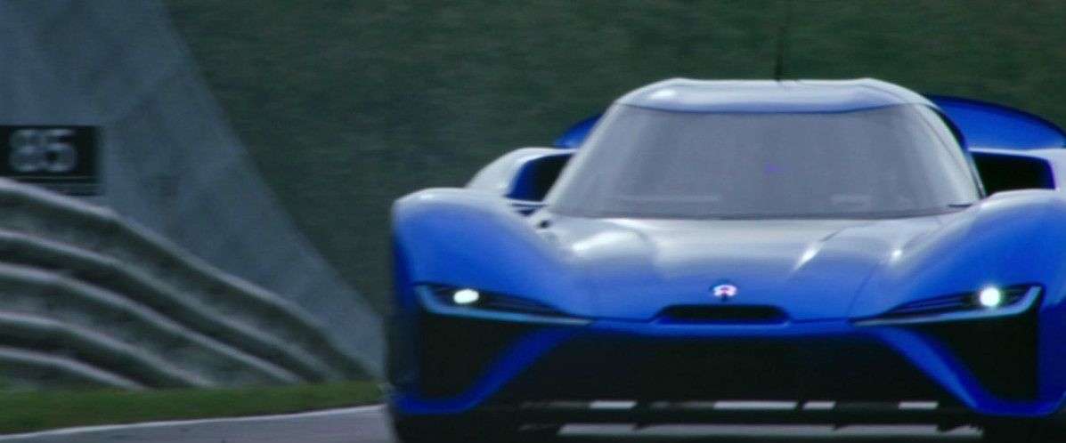 Robots Can Drive Faster, According to The NIO EP9