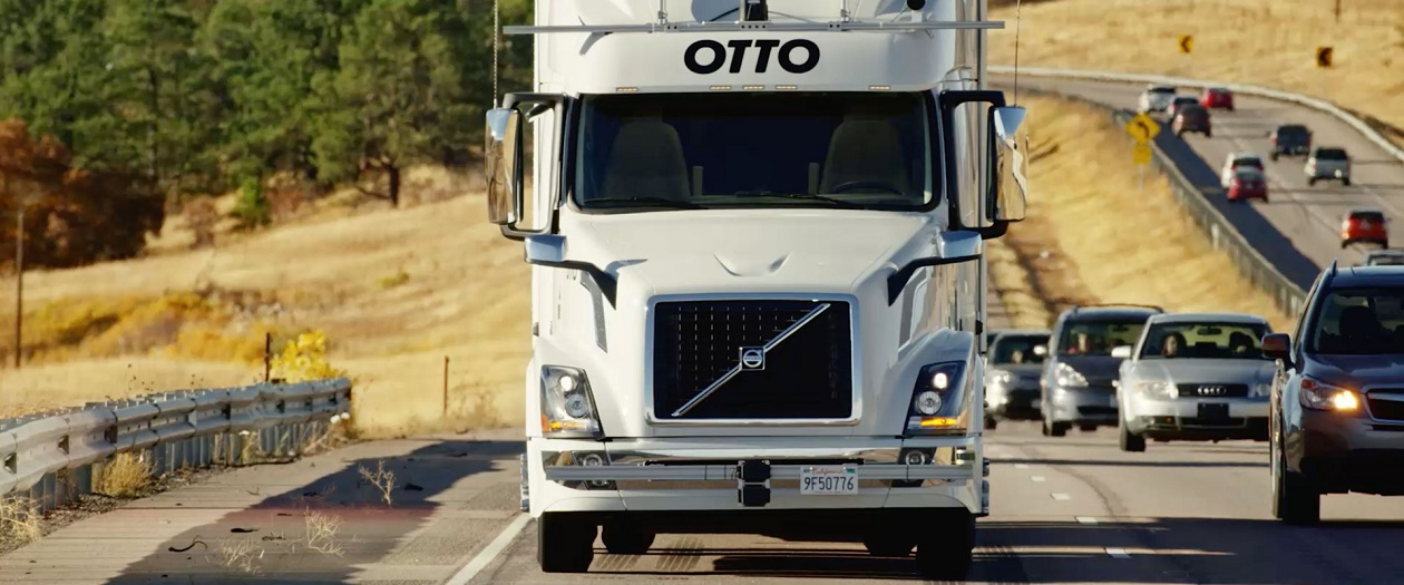 Uber to Launch Self-Driving Semi-Trucks