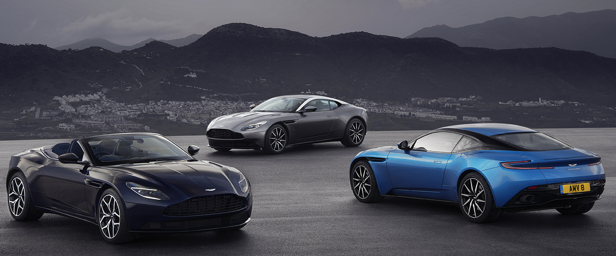 Aston Martin Teases Their Geneva Motor Show Plans