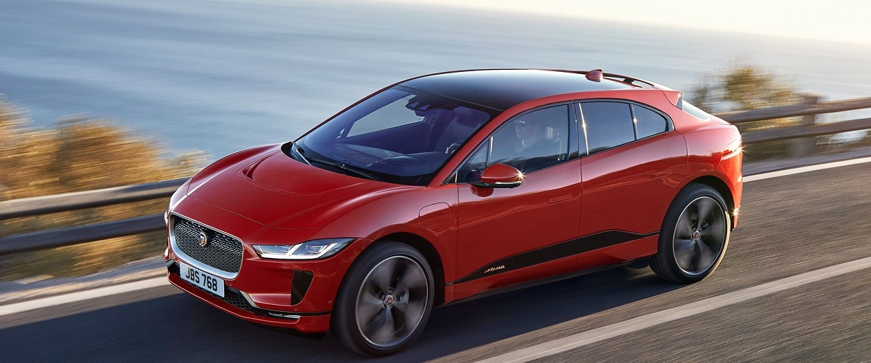 Jaguar Joins the Full EV Roster with the I-Pace