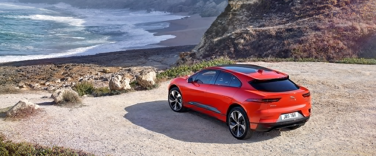 Jaguar Announces Price of the I-Pace Electric Crossover