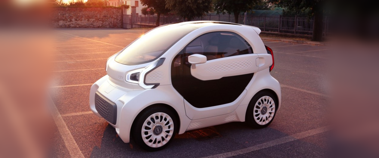 Italian Firm to Produce 3D Printed Electric Cars for $10k