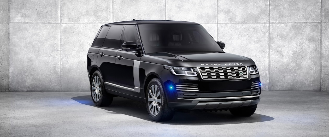 Land Rover Reveals The Bomb-Proof Sentinel SUV