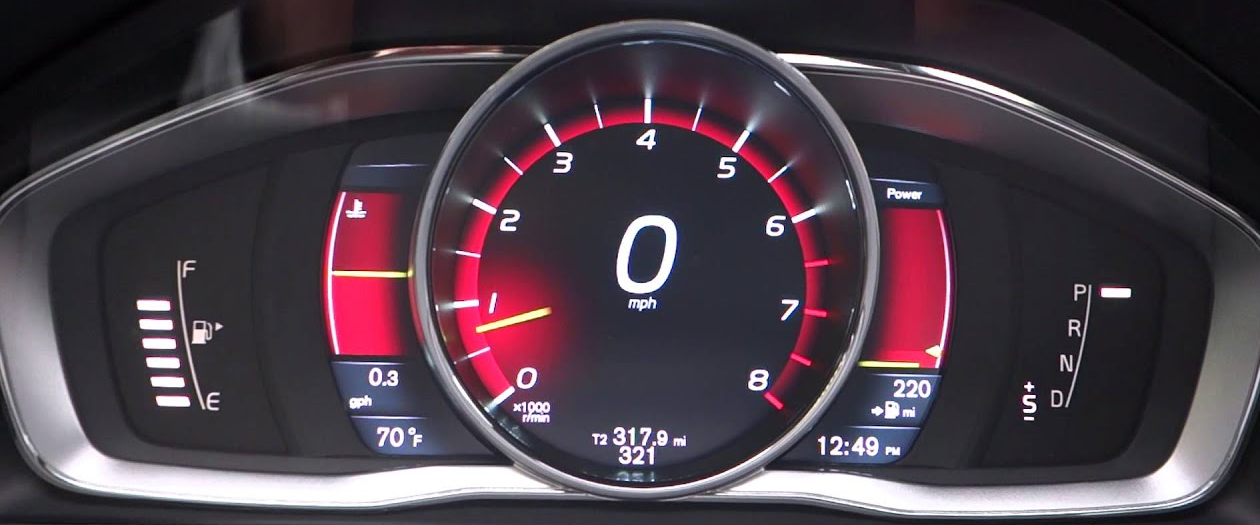 Volvo To Implement 112 mph Limit on All Models