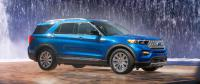 The 2020 Ford Explore Comes With Self-Repairing Tires