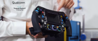 Mercedes Shows Viewers What an F1 Racing Steering Wheel Really Looks Like