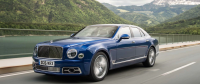 Bentley Mulsanne Recalled Again Over Seat Buckles Coming Undone