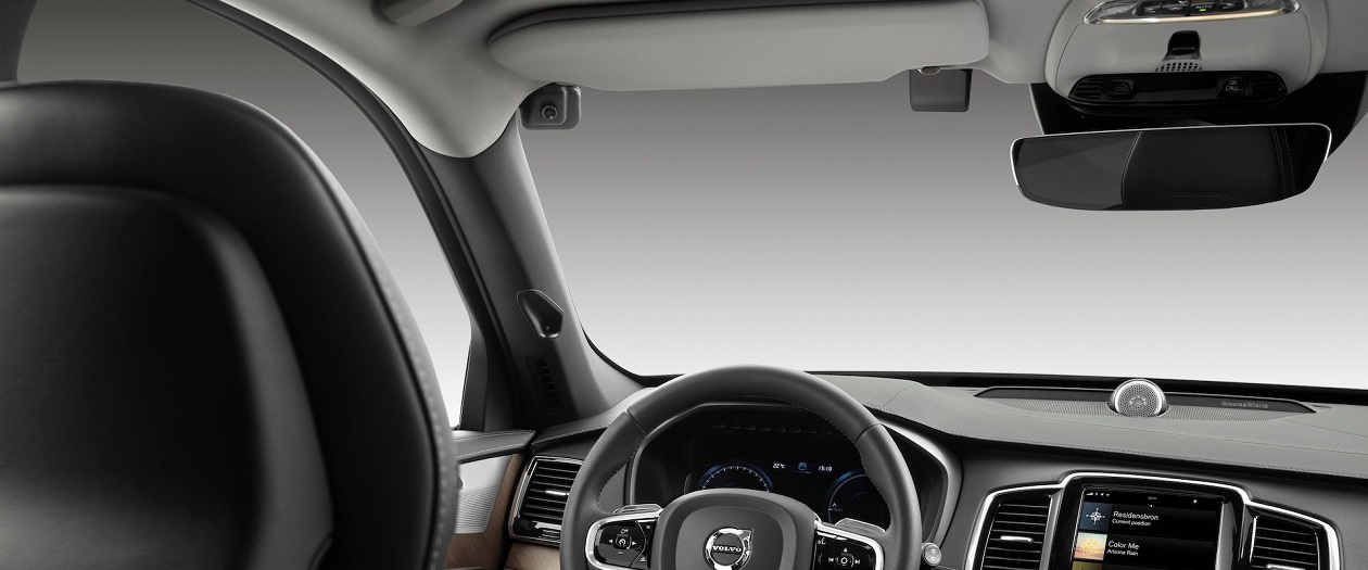 Volvo to Introduce In-Car Cameras to Watch for Impaired/Distracted Drivers