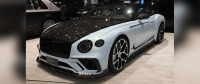 Bentley Showcases A Stone-Laden Continental GT