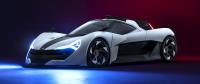 British Firm Apex Unveils AP-0: Electric Track Car