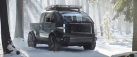 EV Startup Canoo Reveals Their Own Electric Pickup Truck